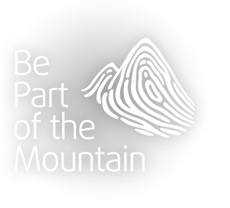 Be part of the mountain